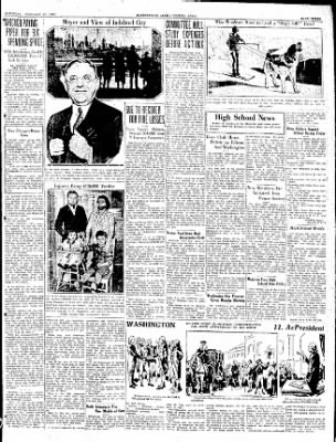 The Courier News from Blytheville, Arkansas on February 27, 1932 · Page 3