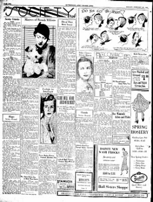 The Courier News from Blytheville, Arkansas on February 29, 1932 · Page 2