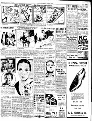 The Courier News from Blytheville, Arkansas on February 29, 1932 · Page 3