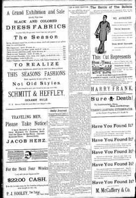Logansport Pharos-Tribune from Logansport, Indiana on April 21, 1891 · Page 8