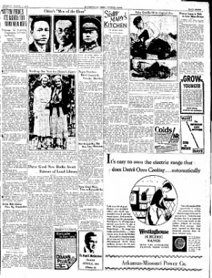 The Courier News from Blytheville, Arkansas on March 1, 1932 · Page 3