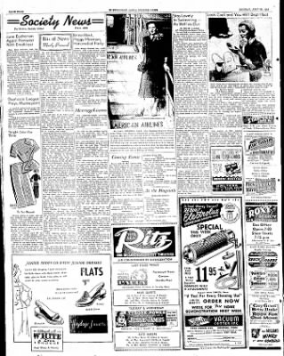 The Courier News from Blytheville, Arkansas on July 28, 1952 · Page 4