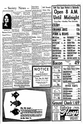 The Courier News from Blytheville, Arkansas on January 30, 1967 · Page 5