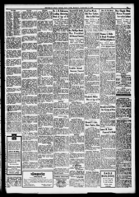 The Brooklyn Daily Eagle from Brooklyn, New York on February 17, 1936 · Page 13