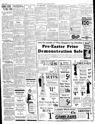 The Courier News from Blytheville, Arkansas on March 10, 1932 · Page 8