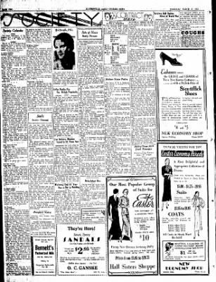The Courier News from Blytheville, Arkansas on March 17, 1932 · Page 2
