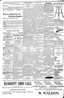 Logansport Pharos-Tribune from Logansport, Indiana on December 25, 1897 · Page 19