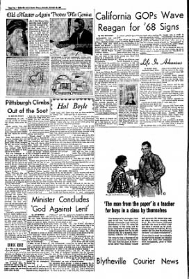 The Courier News from Blytheville, Arkansas on February 25, 1967 · Page 4