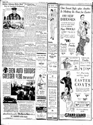 The Courier News from Blytheville, Arkansas on March 23, 1932 · Page 10