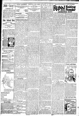 Logansport Pharos-Tribune from Logansport, Indiana on April 10, 1895 · Page 4