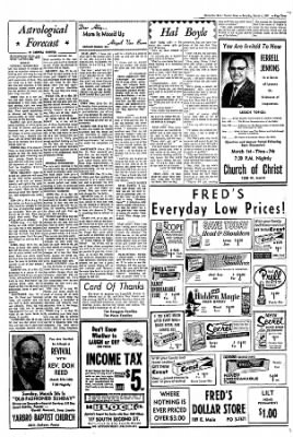 The Courier News from Blytheville, Arkansas on March 4, 1967 · Page 2