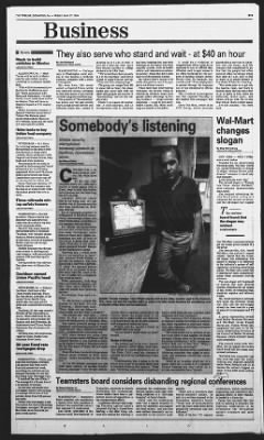 The Tribune from Scranton, Pennsylvania on May 27, 1994 · 29