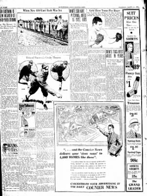 The Courier News from Blytheville, Arkansas on March 31, 1932 · Page 6