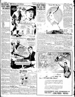 The Courier News from Blytheville, Arkansas on April 1, 1932 · Page 6