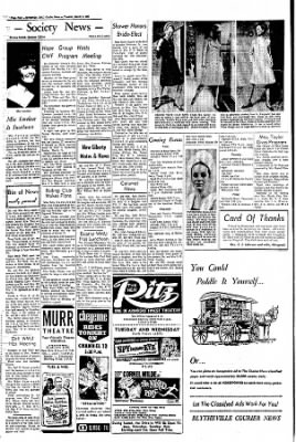 The Courier News from Blytheville, Arkansas on March 7, 1967 · Page 4