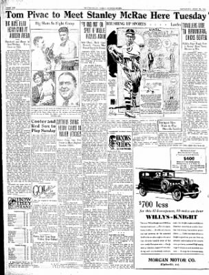 The Courier News from Blytheville, Arkansas on June 20, 1931 · Page 6