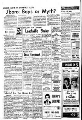 The Courier News from Blytheville, Arkansas on March 10, 1967 · Page 8
