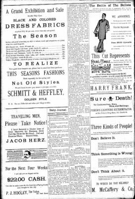 Logansport Pharos-Tribune from Logansport, Indiana on April 22, 1891 · Page 8
