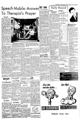 The Courier News from Blytheville, Arkansas on March 13, 1967 · Page 5