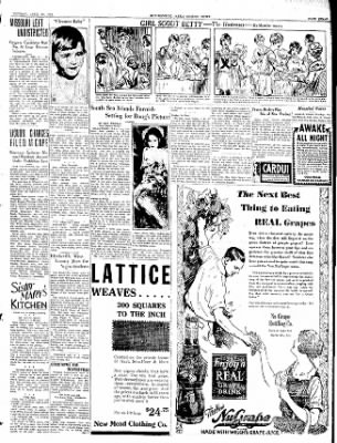 The Courier News from Blytheville, Arkansas on April 12, 1932 · Page 3