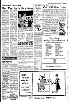 The Courier News from Blytheville, Arkansas on March 14, 1967 · Page 8