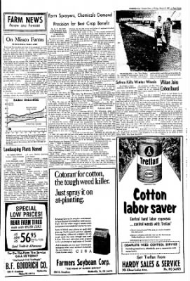 The Courier News from Blytheville, Arkansas on March 17, 1967 · Page 8