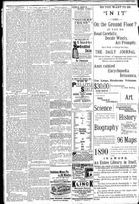 Logansport Pharos-Tribune from Logansport, Indiana on April 23, 1891 · Page 2