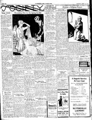 The Courier News from Blytheville, Arkansas on April 16, 1932 · Page 2