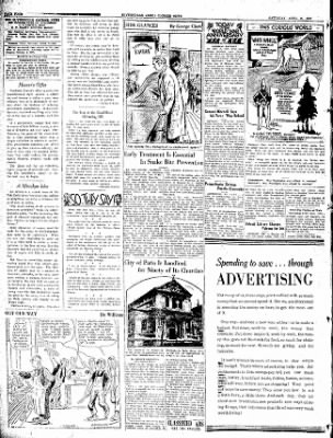 The Courier News from Blytheville, Arkansas on April 16, 1932 · Page 4