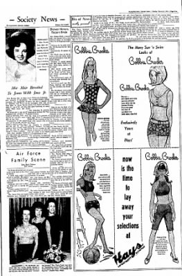 The Courier News from Blytheville, Arkansas on March 27, 1967 · Page 5