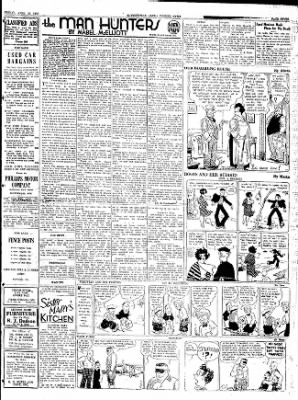 The Courier News from Blytheville, Arkansas on April 22, 1932 · Page 7