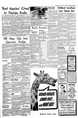 The Courier News from Blytheville, Arkansas on March 28, 1967 · Page 4