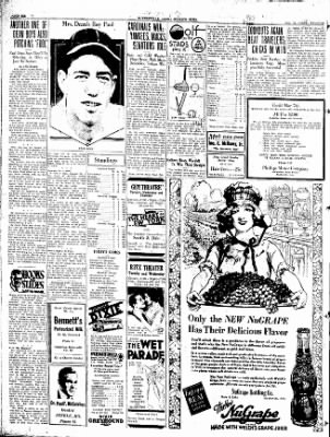 The Courier News from Blytheville, Arkansas on April 26, 1932 · Page 6