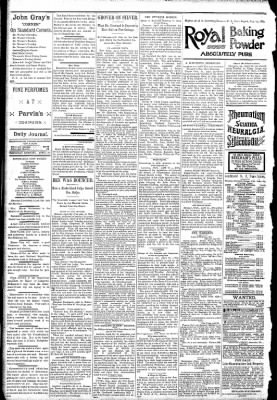 Logansport Pharos-Tribune from Logansport, Indiana on April 23, 1891 · Page 4