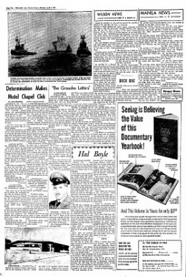 The Courier News from Blytheville, Arkansas on April 1, 1967 · Page 8