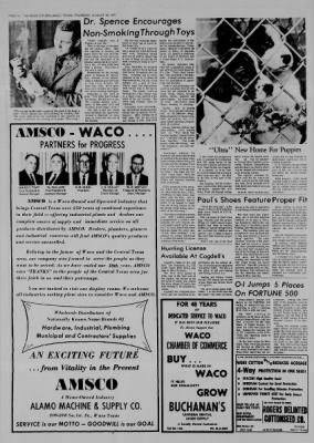 The Waco Citizen from Waco, Texas on August 19, 1971 · Page 40