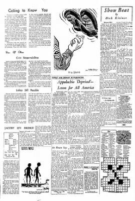 The Courier News from Blytheville, Arkansas on April 4, 1967 · Page 6