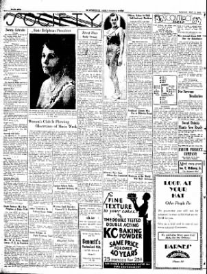 The Courier News from Blytheville, Arkansas on May 2, 1932 · Page 2