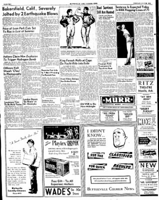 The Courier News from Blytheville, Arkansas on July 29, 1952 · Page 2
