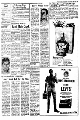 The Courier News from Blytheville, Arkansas on April 7, 1967 · Page 8