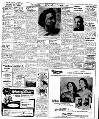 Naugatuck Daily News from Naugatuck, Connecticut on April 10, 1951 · Page 3