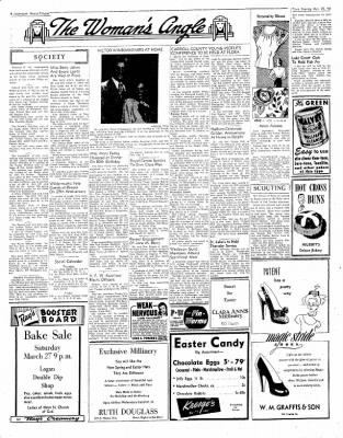 Logansport Pharos-Tribune from Logansport, Indiana on March 25, 1948 · Page 9