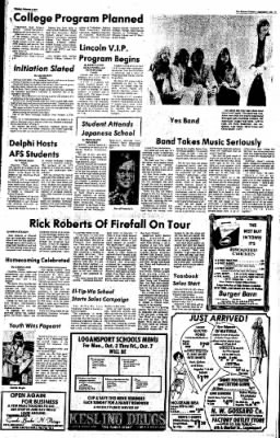 Logansport Pharos-Tribune from Logansport, Indiana on October 2, 1977 · Page 9
