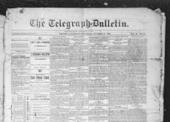 The Telegraph-Bulletin