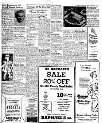 Naugatuck Daily News from Naugatuck, Connecticut on April 24, 1951 · Page 3