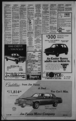 The Daily Sentinel From Grand Junction Colorado On April 4 1980 18