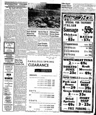 Naugatuck Daily News from Naugatuck, Connecticut on April 25, 1951 · Page 2