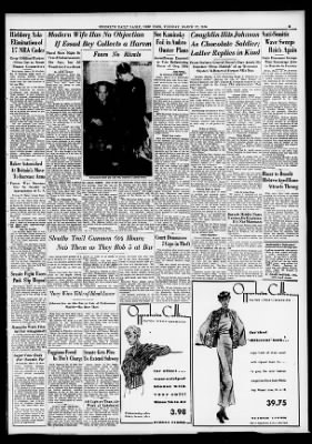 The Brooklyn Daily Eagle from Brooklyn, New York on March 12, 1935 · Page 3