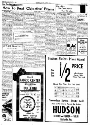 The Courier News from Blytheville, Arkansas on February 15, 1961 · Page 7