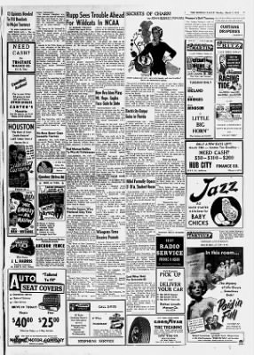 The Dothan Eagle from Dothan, Alabama on March 3, 1952 · 7